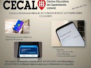 Actualización de Software para celulares
