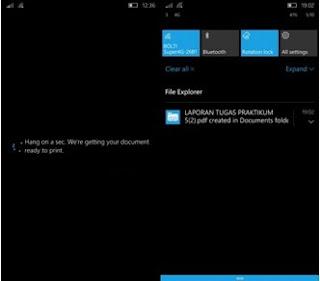 Cara Mengubah File Office Menjadi PDF di Windows 10 Mobile
