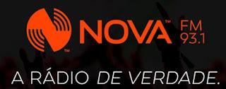 Rádio Nova FM 93,1 de São Luís MA