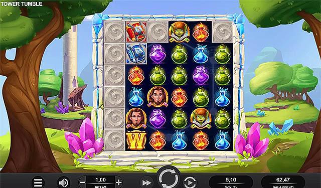 Main Gratis Slot Indonesia - Tower Tumble Relax Gaming
