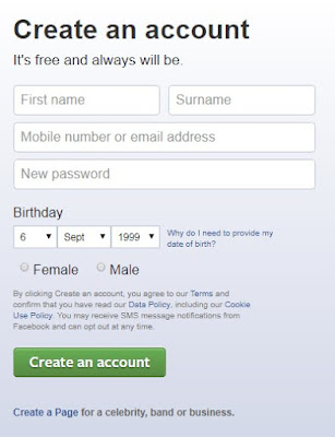 Facebook Login Facebook Sign Up