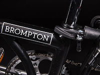 Sepeda Brompton Sepeda Lipat Penomenal dan Viral