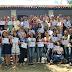 Alunos do XV de Março recebem certificado de conclusão do curso de informática