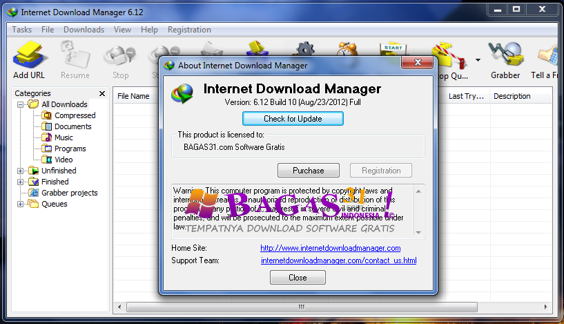 How to install idm 6. 12 idm registration free tips and tricks.