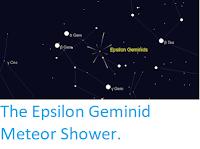 http://sciencythoughts.blogspot.com/2019/10/the-epsilon-geminid-meteor-shower.html
