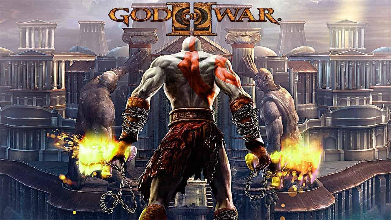 God Of War II Para Android 2021 | Andrey Tv