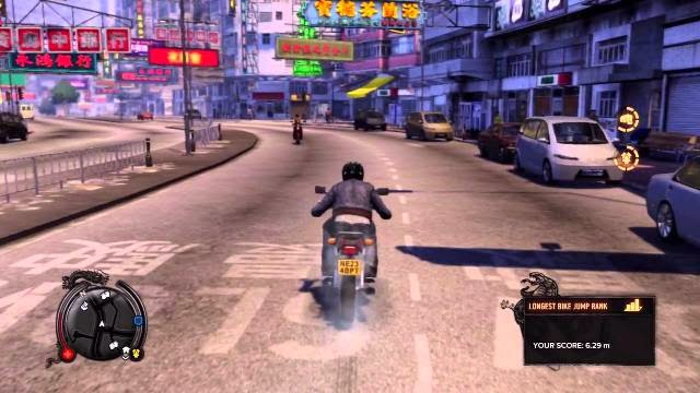 Sleeping Dogs PC Gameplay