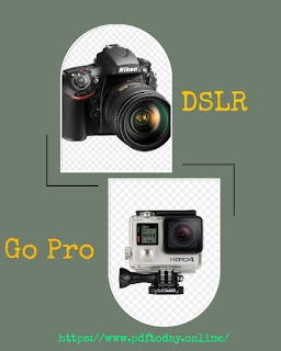 GoPro vs. DSLR digital camera: Which is superior for commute photos