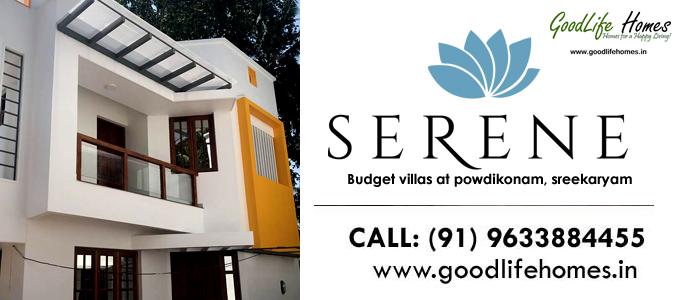 Budget villas near technopark Trivandrum