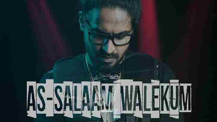 As-Salaam Walekum Lyrics in English :- Emiway Bantai