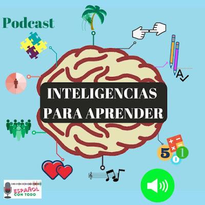 Cerebro con diferentes inteligencias