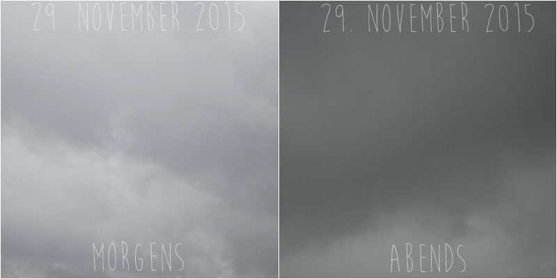 Blog + Fotografie by it's me! - Himmel am 29.11.2015
