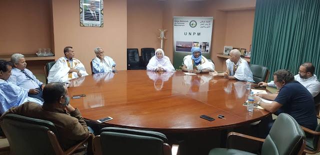 """نواكشوط """"  Mauritanie D'Abord """" تلتقي الفاعلين في السياحة تحضيرا لإطلاق """" المنتدى الدولي للسياحة الشاطئية """" - صور"""