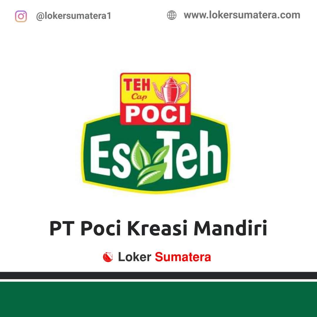 Lowongan Kerja Bandar Lampung: PT Poci Kreasi Mandiri (Es Teh Poci) Maret 2021