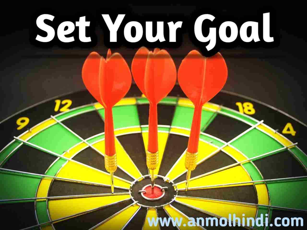 How to achieve your goal, tips of success in hindi