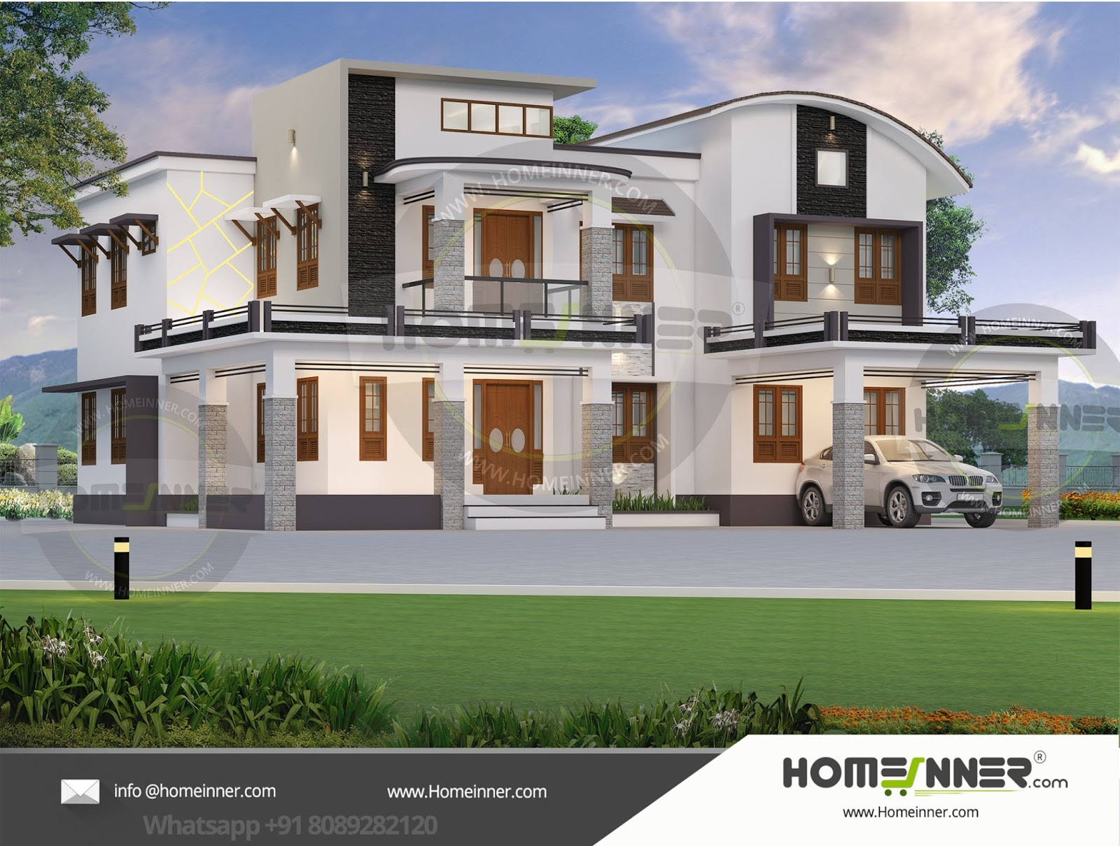 43 Lakh 4 BHK 3077 sq ft Bhatpara Villa