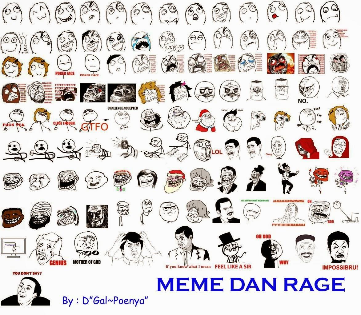 Memes Ga Tau Terima