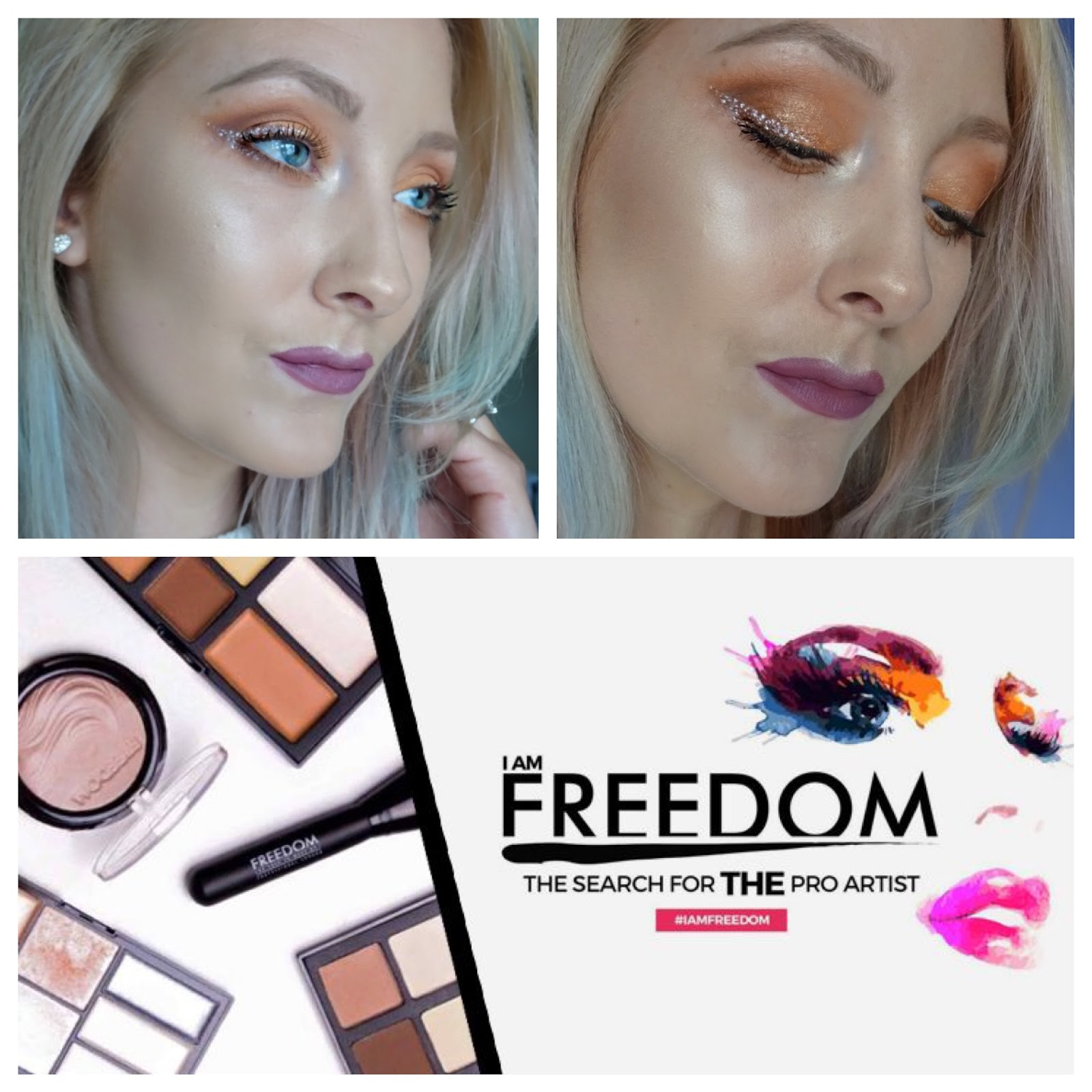 Freedom Makeup Competition