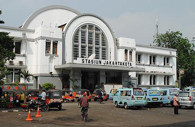 Alamat Stasiun Jakarta Kota