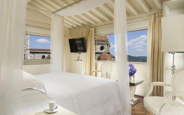 Melhores hotéis em Florença