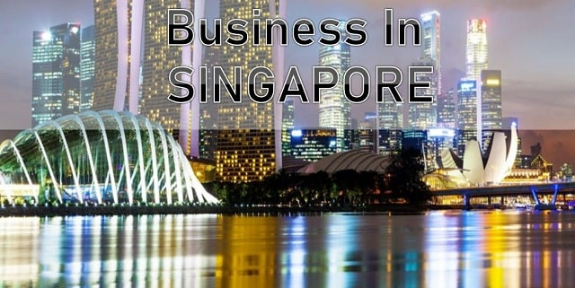 how to moving your business to Singapore company relocation