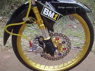 Yamaha Jupiter MX 2006 Bogor : Ga Cuma Ganteng Tapi