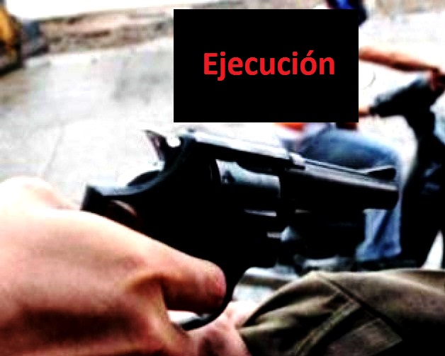 Lo ejecutan al estilo colombiano