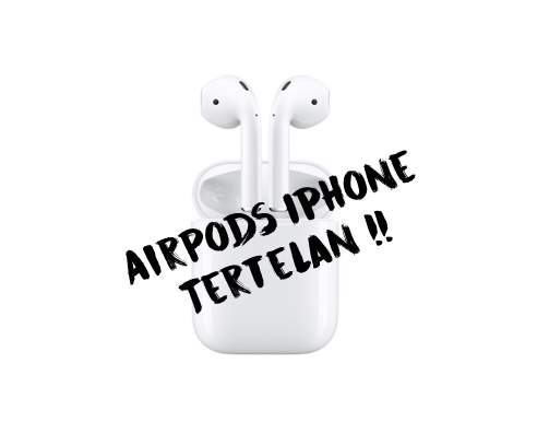 Airpods Iphone 7 ke atas