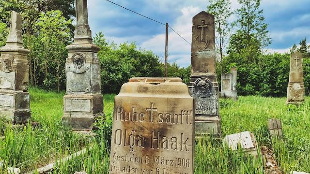 Włęcz - kolejna wioska duchów