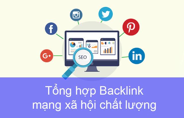 Chia sẻ backlink dofollow từ các trang mạng xã hội