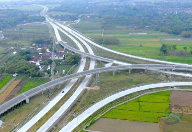 Telah Berlaku Tarif di Enam Ruas Tol Trans Jawa