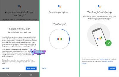 Cara Mengaktifkan Asisten Google Di HP Android Dengan Suara 4