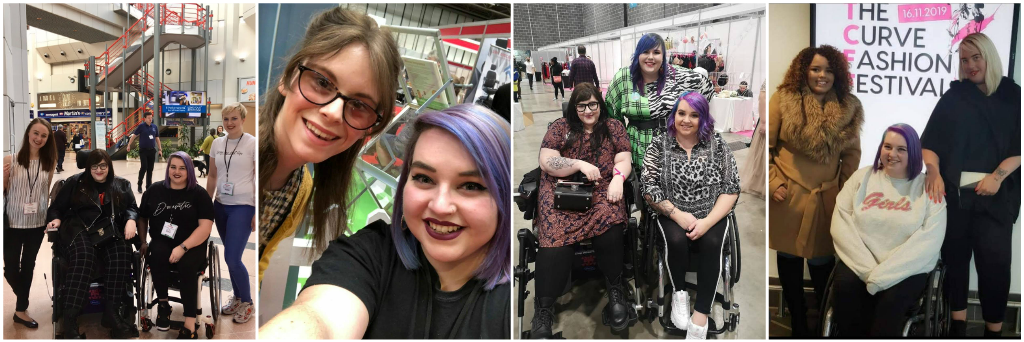 1. a group of friends posing for a photo 2. A selfie of beth and chloe 3 & 4 Three friends posing for a photo