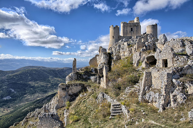 Rocca Calascio Italia