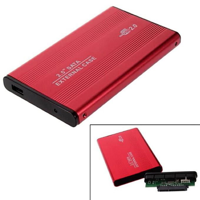 2.5inch USB 2.0 External Hard Drives