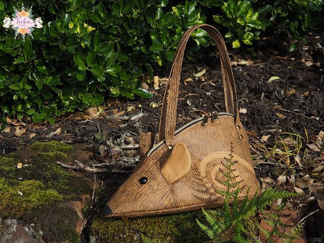 Mouse Bag - Tocha Studio