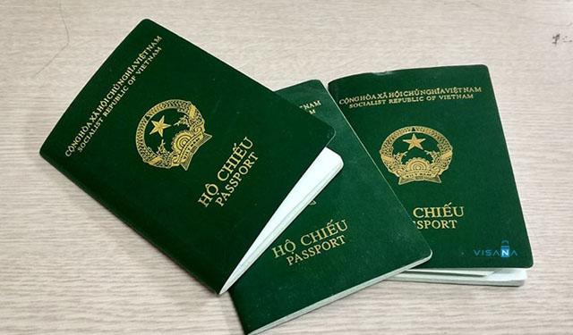 05 quy định mới cấp hộ chiếu Việt Nam từ 01/07/2020