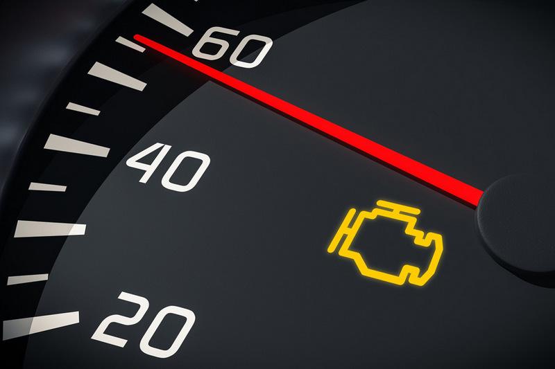 Lampu Indikator Check Engine