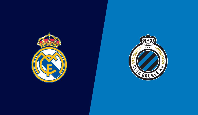 نتيجة مباراة كلوب بروج وريال مدريد بتاريخ 11-12-2019 دوري أبطال أوروبا