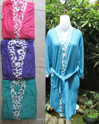 Rainy Collections Handuk Kimono Motif Dewasa