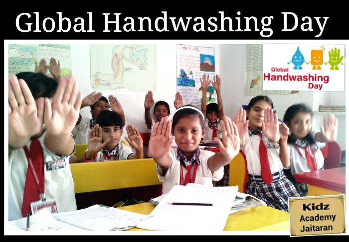 Global Handwashing Day Wishes For Facebook