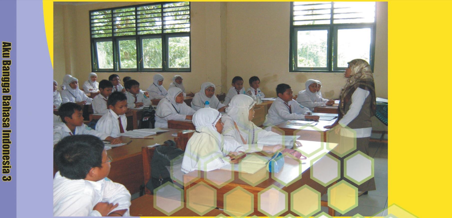 Download Buku Sekolah Elektronik (BSE) Untuk Sekolah Dasar Kelas III (Tiga) Semua Mata Pelajaran