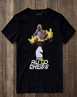 Kaos Auto Chess - God Of Thunder