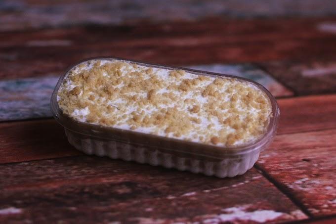 Torta de Doce de Leite (Pote)
