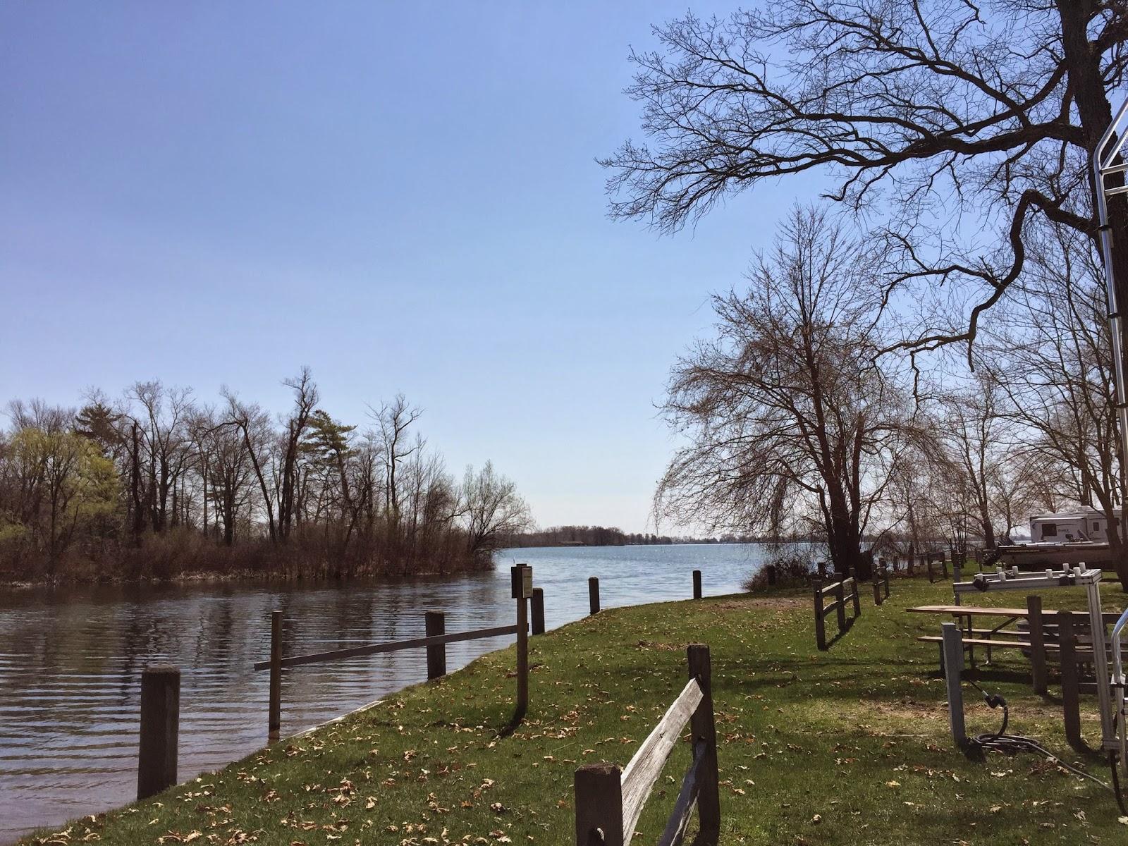 Travel Reviews Amp Information Camping On Gun Lake In