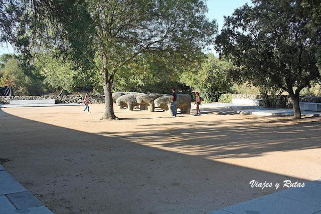Los Toros de Guisando, El Tiemblo