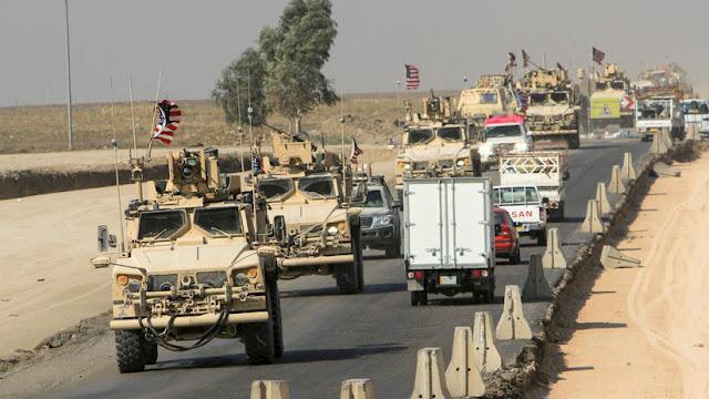 """Trump sobre la retirada de tropas estadounidenses de Siria: """"Que alguien más luche por esta arena ensangrentada"""""""