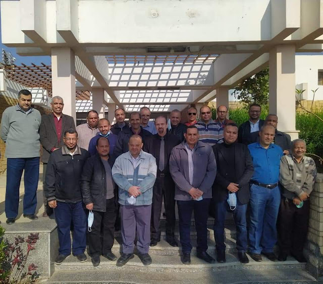 انتهاء فعاليات برنامج محاسبة التكاليف لغير المحاسبين بشركة مصر للألومنيوم بنجع حمادى