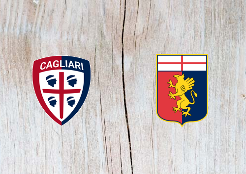Cagliari vs Genoa - Highlights 26 December 2018