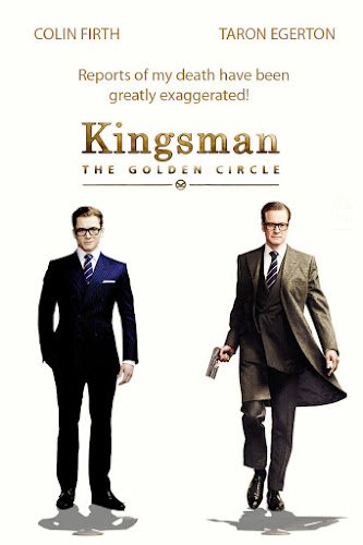 Kingsman: The Golden Circle (Web-DL 720p Dual Latino / Ingles) (2017)